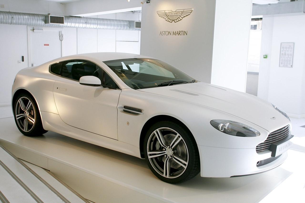 Aston Martin Kilgour V8