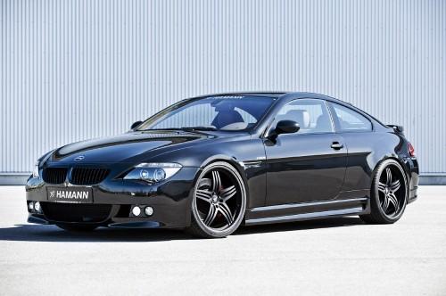 BMW Série 6 Hamann