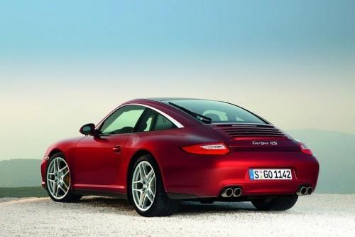 Nouvelle Porsche Targa 911