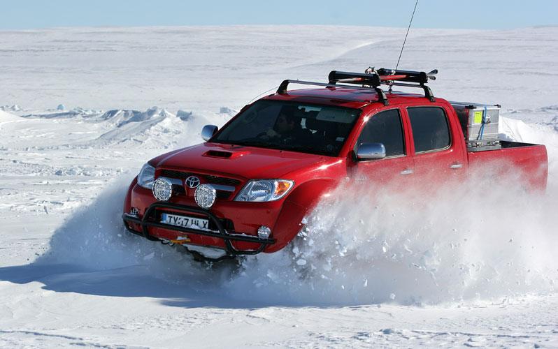 top gear polar special la premi re voiture au p le nord blog automobile. Black Bedroom Furniture Sets. Home Design Ideas