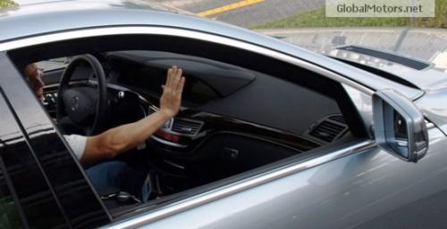 Planche de bord Mercedes Classe S 2010