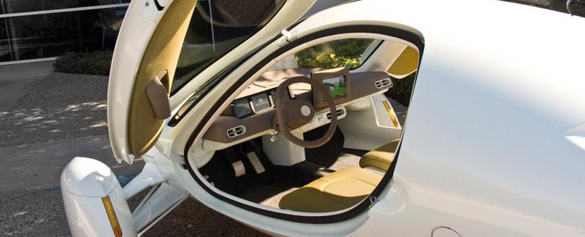 aptera typ 1 super green blog automobile. Black Bedroom Furniture Sets. Home Design Ideas