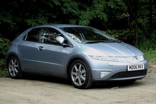 Honda Civic 2006 - Modèle 5 Portes