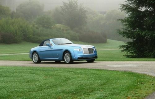 Rolls-Royce Hyperion - Par Pininfarina