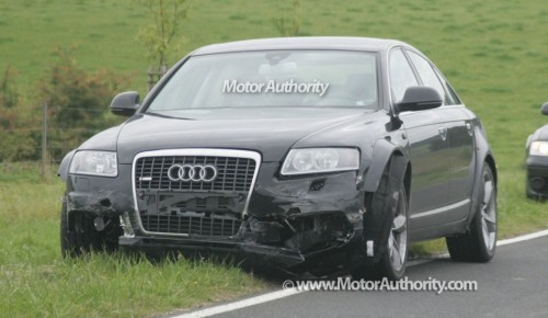 Mule Audi A7 / Camouflage A6