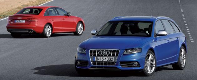 Audi S4 et S4 Avant 2009