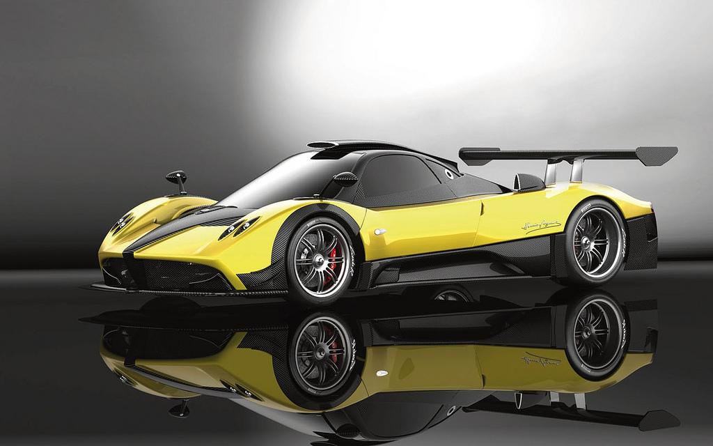 pagani zonda r encore quelques images blog automobile. Black Bedroom Furniture Sets. Home Design Ideas