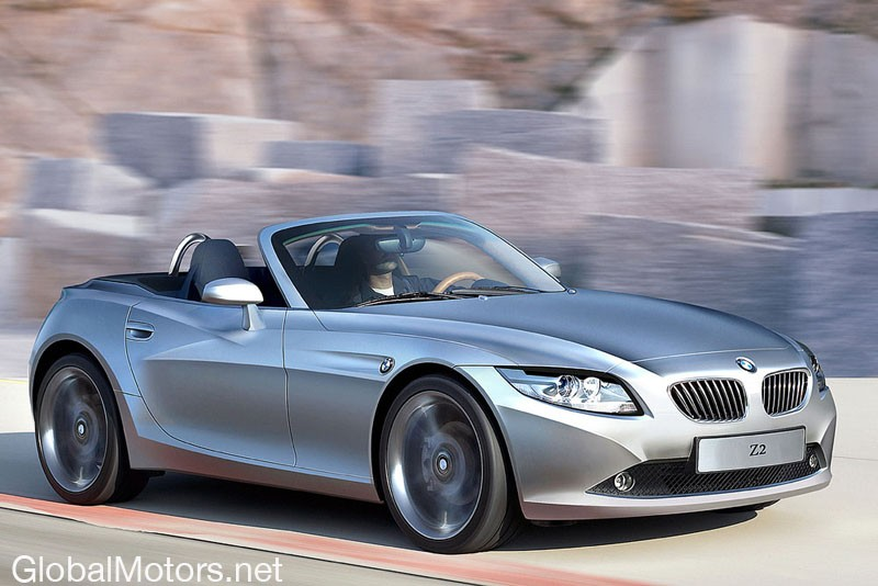 Une BMW Z2 pour 2012 ? - Blog Automobile