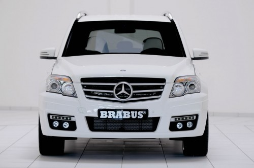 brabus glk face 500x332 Mercedes Benz GLK by Brabus : hmm .. je doute