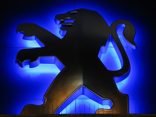 Peugeot Lion Logo