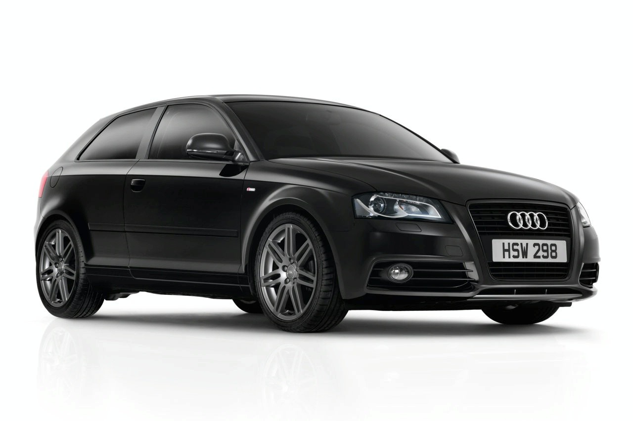 audi a3 black edition miam blog automobile. Black Bedroom Furniture Sets. Home Design Ideas