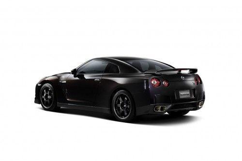 Nissan GT-R SpevV - Arrière