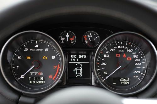 Compteur Vitesse Audi TTS ( BlogAutomobile.fr )