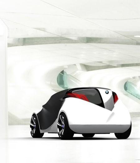 BMW Snug - arrière