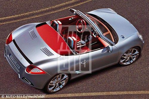 Porsche Speedster - Preview AutoBild