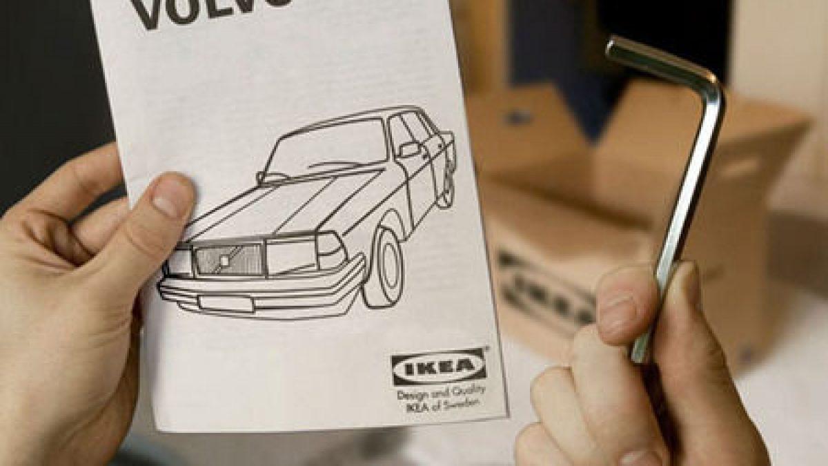 La voiture Ikea révélée !
