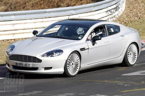 Aston Martin Rapide - Proto - Avant