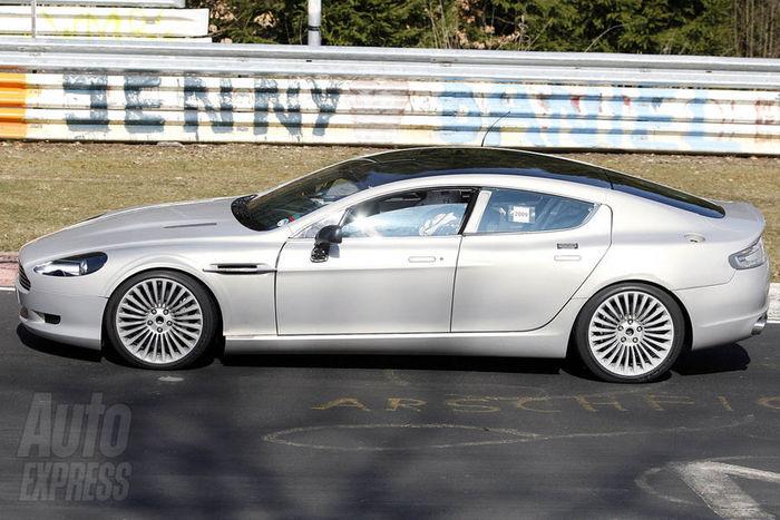 aston martin rapide : j'ai faim de voiture - blog automobile