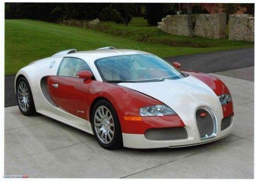 Bugatti Veyron Pegaso