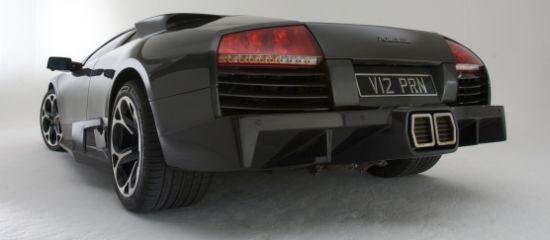 Carbon Fiber Lamborghini Murciélago by Prindiville Prestige