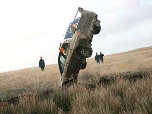 Crash Rally