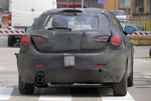 Alfa Romeo 149 - arrière