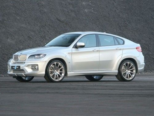 BMW X6 Hartge