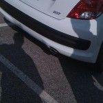Peugeot 207 restylée
