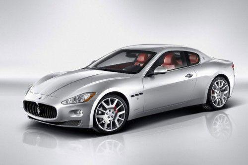 Maserati Mistral GT Coupé