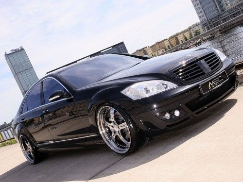 Mercedes Classe S 2009 par MEC Design