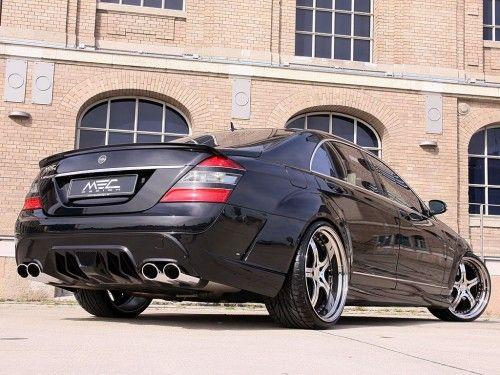 Mercedes Classe S par MEC Design