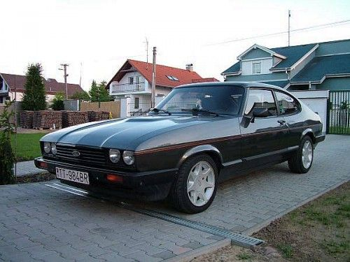 Ford Capri 2.8 RS