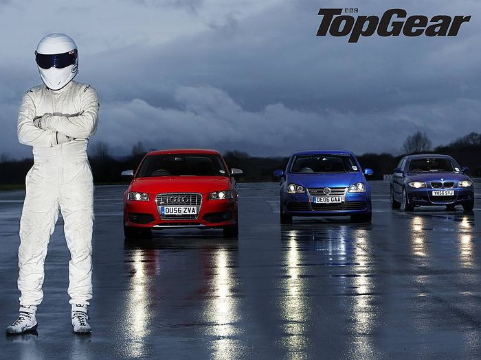 who is the Stig ?
