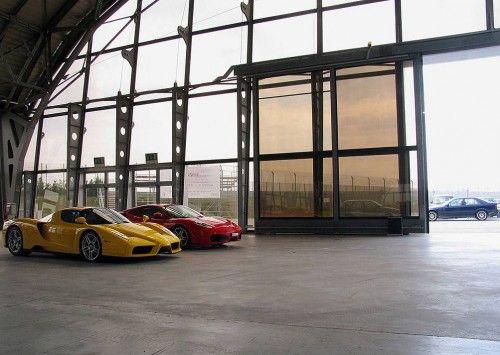 Enzo et F430