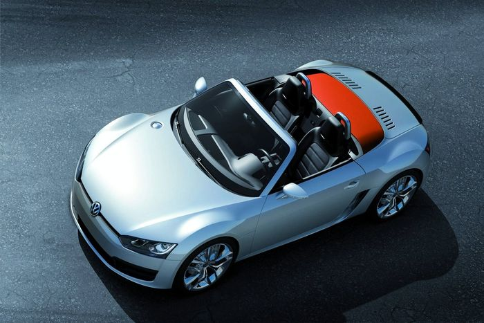 vw roadster bluesport