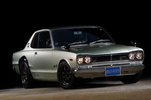 1970-Nissan-Skyline-GT-R-1