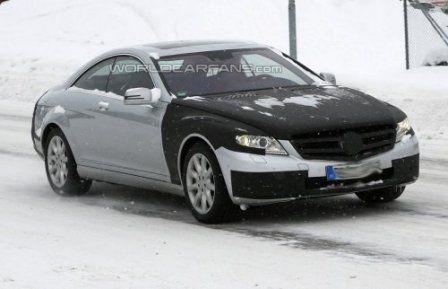 Mercedes CL 2010 - mule