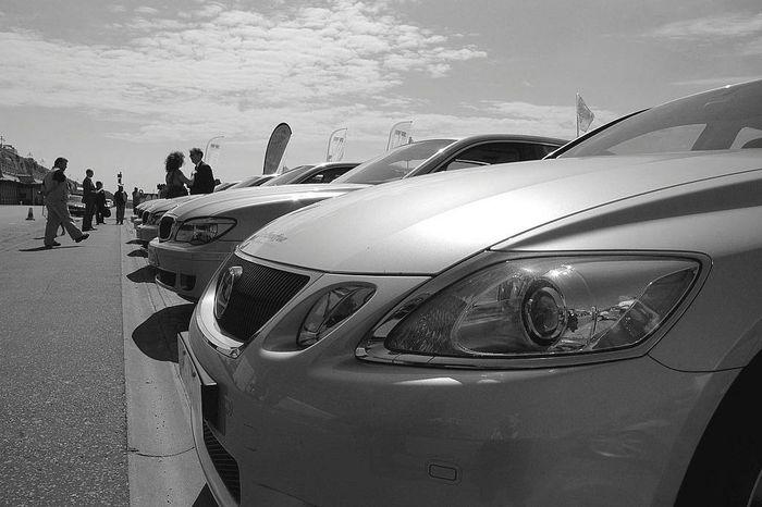 Lexus GS et BMW série7
