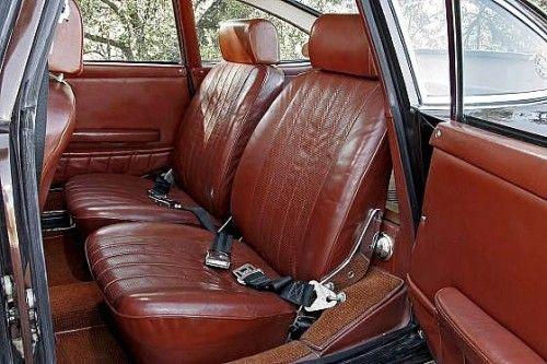 porsche 911S 1967 sedan interior