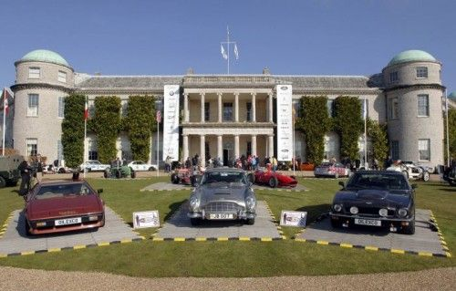Goodwood Castle