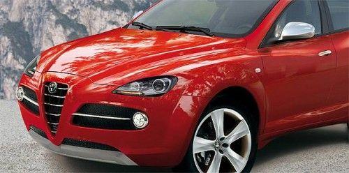 Alfa Romeo SUV 2011