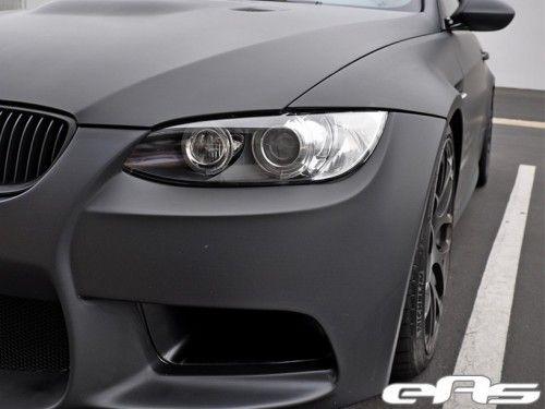 BMW-M3-Flatt-Black