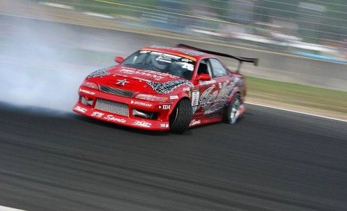 IMG red drift