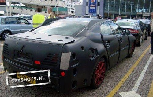 Jaguar-XJ in dover