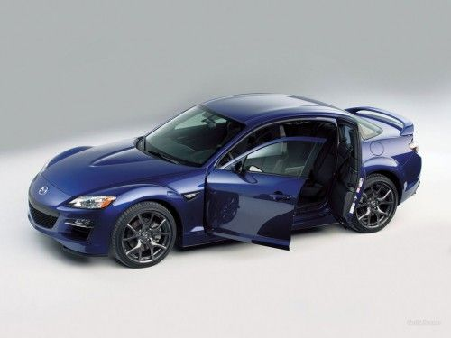 Mazda_RX8_2009