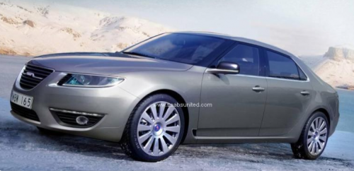 saab 9-5 2010 preview