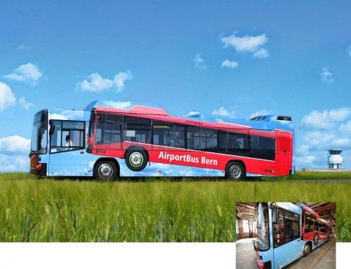 Suiise : le bus de l'amour !