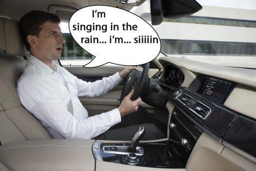 BMW Voice Activation System