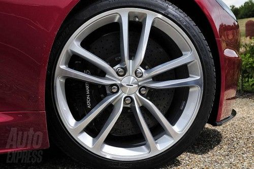 aston martin DBS Wheel