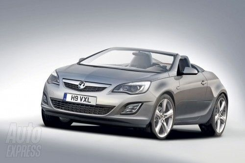 opel astra roadster 2010